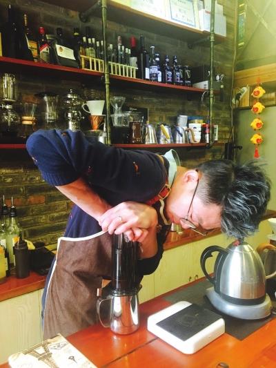 李铖,一名兰州咖啡人的创业故事