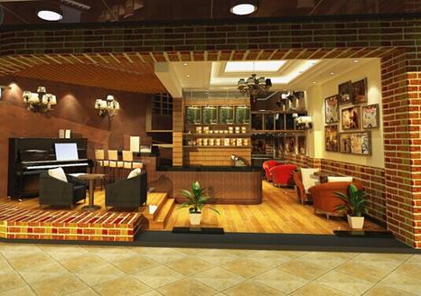 选对地址开咖啡加盟店是成功的主要因素