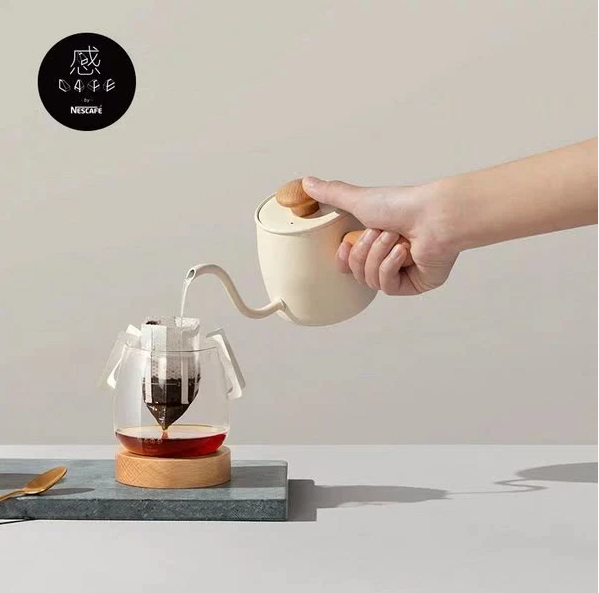 """""""感CAFE""""上市 雀巢半年连推高端咖啡"""
