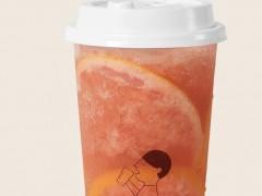喜茶鲜茶水果系列